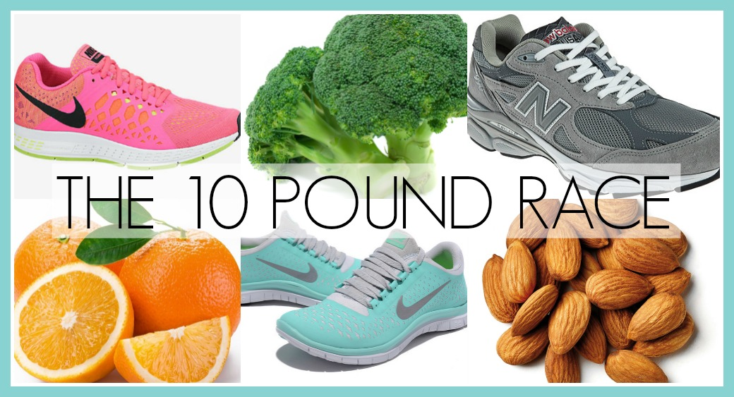 10 Pound Race, weight loss competition