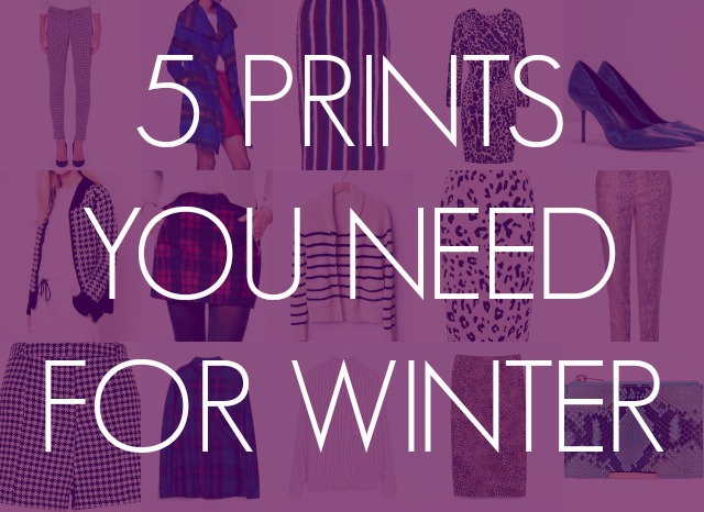 fashion prints for winter