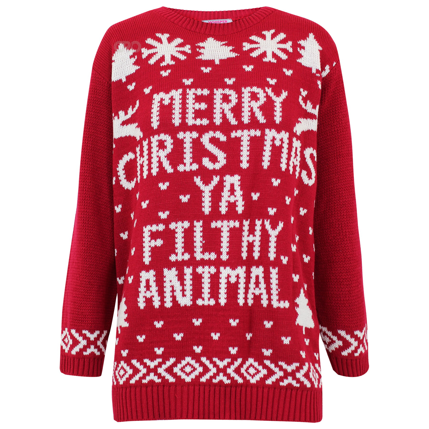 Friday December 12 is Christmas Jumper Day, sponsored by Save The Children. So you can wear your jumper, donate and then feel awesome about yourself because
