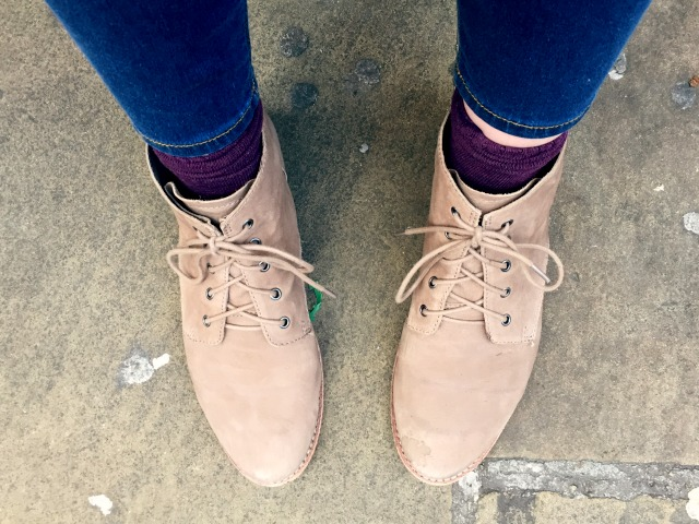 Sunday style: Nordstrom boots