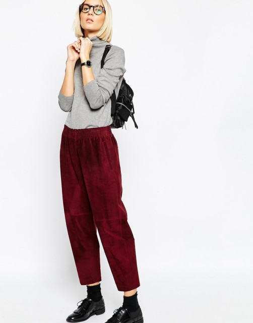 asos-white-suede-trousers